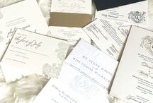 Wedding Stationery / Luxury wedding stationery from designers all over the world. This is to inspire you in your wedding stationery choices. Enjoy!