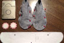 pantofole bimbi