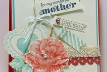 Stampin' Up! Mother's Day/Father's Day/Graduation Cards / Cards for Mother's Day, Father's Day or Graduation. All made with Stampin' Up! products. / by Lisa Young - Stampin' Up!