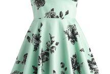♡Fashion: Dresses♡