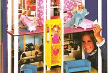 I'm a Barbie girl / Grew up with Barbie :) These are either items I had/still have or always wanted :) Fun Times ...