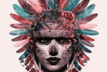 Art - Digital / Digital artworks that inspire me.