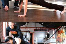 fitness :P / by Kayla Shepard