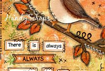 MIXED MEDIA CHALLENGE WITH LINDY'S STAMP GANG | Wyzwanie mixed-mediowe z Lindy's / MIXED MEDIA CHALLENGE WITH LINDY'S STAMP GANG | Wyzwanie mixed-mediowe z Lindy's