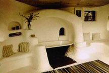 Home of Earth and Clay / Creative, beautiful, and highly ecological building process.