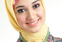 Bandana & Headband / Complementary For Hijab