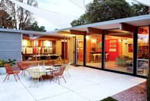 MCM Exterior / Architecture, outdoor design, etc. / by Erin O'Malley