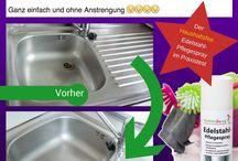reinigung mit naturprodukten