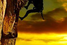 Climbing / Reach the top