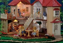 Calico Critters / by Alicia