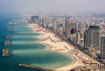 Tel Aviv! / Are you visiting this amazing city in Israel? Do one of our Tel Aviv Tours! Discover the city's sights by cycling!