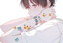 Anime かっこい ♡✧ヾ(。>﹏<。)ノ✧♡