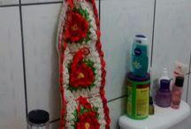 Crochê  É Arte Com Amor. / todo tipo de trabalhos artesanal.