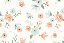 girl print pattern