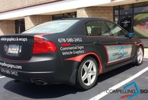 Vehicle Graphics - Specialty Wraps / These are some of our more exotic and award winning vehicle wraps