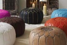 Mobilier - Salon - Pouf  / by Sensionest