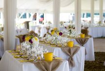 Weddings | Tables & Centerpieces / by Lavender Hill Weddings + Events