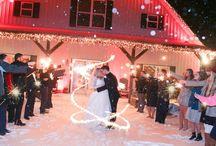 Wedding Send Off - Berry Acres / Sparklers | Glow sticks | Floating lanterns | Getaway car | Helicopter | Grand exit | Wedding send off |