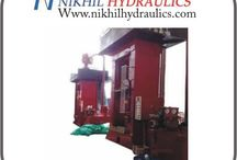 LPG Cylinder Production Presses