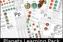 Space & planets for kids