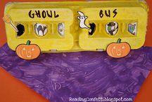 Classroom-October / by Kendra Espinoza