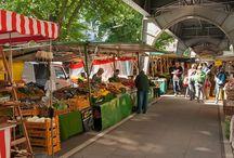 Hamburg's Wochenmärkte