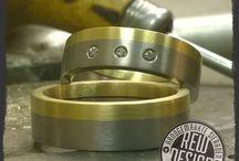 TiTaVio / Handgemaakte titanium sieraden