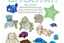 Cloud b #BetterBedtimeGiveaway / by Cloud b