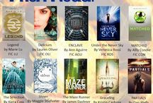 Books / My favourite books which I have read or which I am going to read !