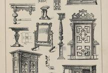 elizabethean furniture
