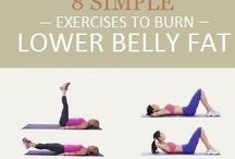 Exercises for lower belly fat