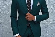 emerald suit men