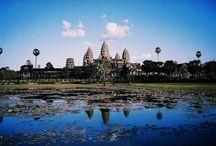 Trips / Angkor Wat, que significa Cidade do Templo, a ambição criativa e a devoção espiritual se misturam, lá tudo é grandioso,