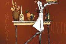 dibujos para cocina