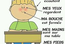 Français - affiche