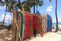 Hawai'i / The beautiful state of Hawai'i / by Riki P