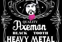 rock n metal stuff