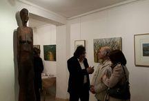Umit Erzurumlu Solo Exhibition | Paris / Carre 54 Art Studio