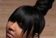 weaving hair styles