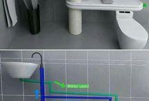 casa - baño