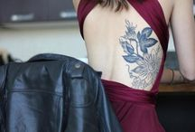 Tattoo Ideas / I am crazily in love with the charisma that #tattoo #art brings. Accentuate your #beauty with dazzling #tattoo #designs. I enjoy sharing my love for #tattoos #awesometattoodesigns #tattooideas #tattooideasforcollegegirls