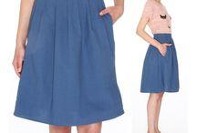 PRIMAVERA 17: Faldas y pantalones