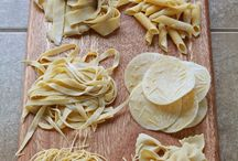 Pasta from scratch / Great fresh pasta recipes.