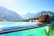 TAUERN SPA / The 4*-superior resort hotel, which is part of the VAMED Vitality World, with 160 rooms and suites is placed at the foot of the Kitzsteinhorn in the heart of Salzburg. 12 pools and 13 saunas and steam bathes in the 20.000sqm SPA Water- & Sauna World invite to fun, relaxation and well being. http://www.internationalspaguide.com/?dir-item=tauern-spa