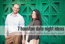 Houston. / Bucket list! / by Lauren Moore