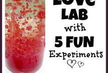 Love Laboratory / by MoreLoveLetters