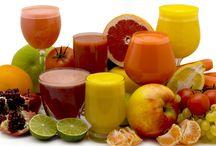 Zumoterapia / Descubre lo que las frutas y verduras pueden hacer por ti