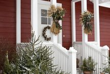 Christmas outdooe decor