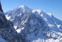Climbing and Skiing