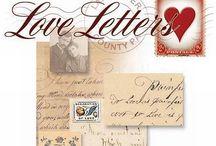 ♡ Love Letters ♡ / by Toynette